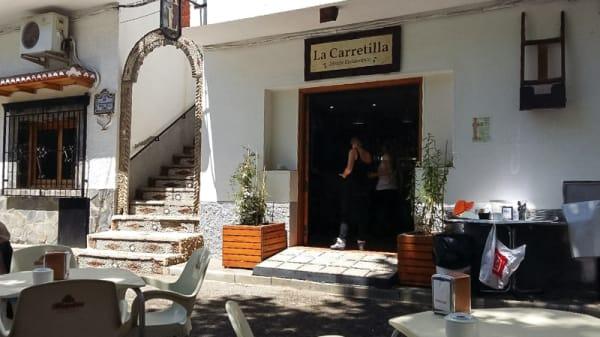 Entrada - La Carretilla, Pinos Genil