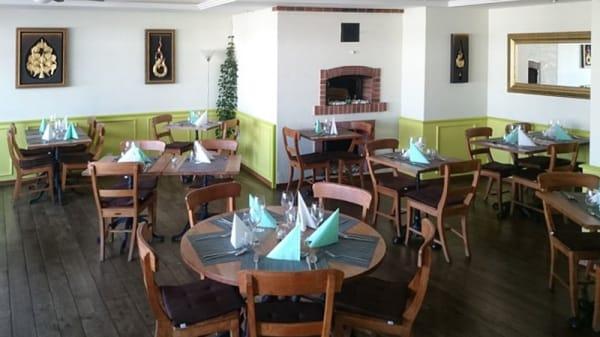 Vue de la salle - Som Tam Restaurant, Orbe
