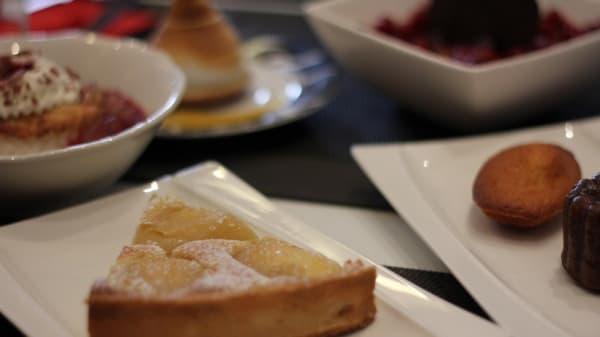 Dessert - Pastry Plaisirs, Nice