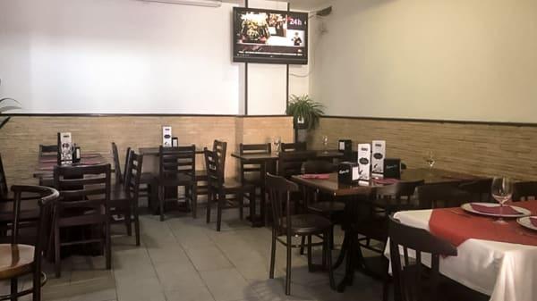 Sala del restaurante - Colores, Fuenlabrada