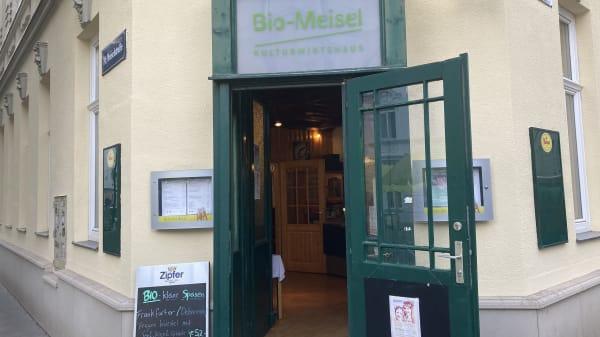 Eingangsbereich - Bio Meisel, Wien
