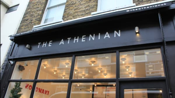 The Athenian - Victoria, London
