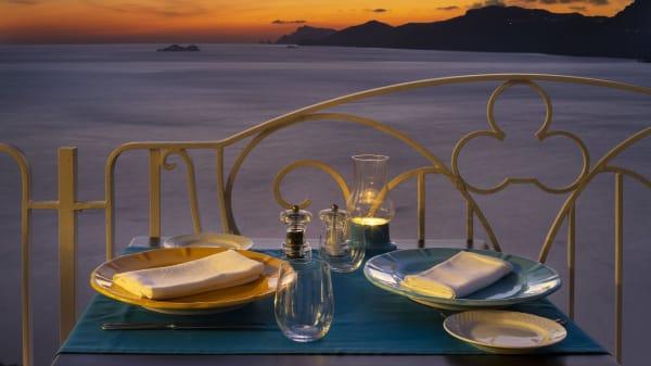 esterno - La Cucina del Tramonto d'Oro, Praiano