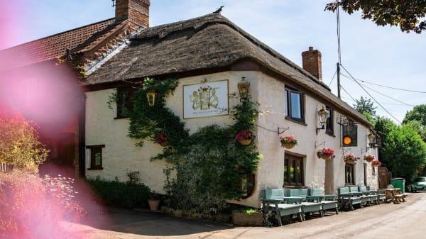 Street view - The Rising Sun Inn, Taunton
