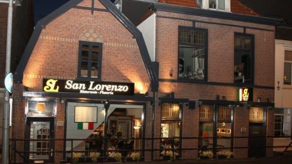 Ingang - San Lorenzo, Haarlem