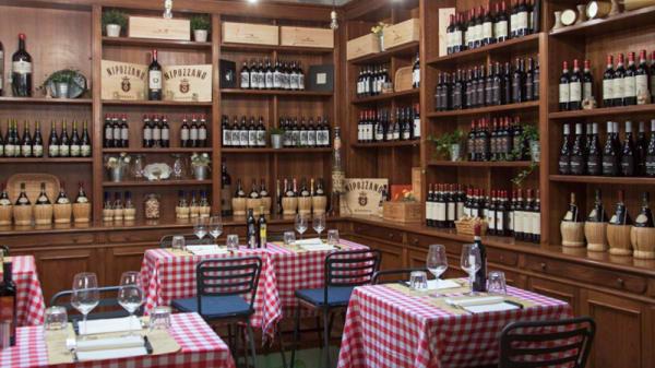 Vista sala - Ristorante Pizzeria Ginori, Firenze