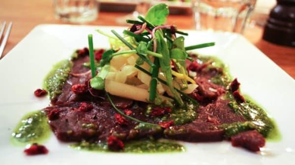 Meet and vegetable - Kryp In, Stockholm