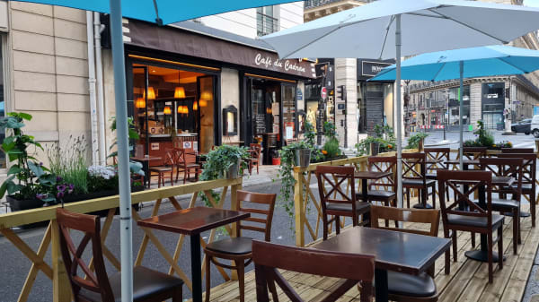 Cafe du Cadran, Paris