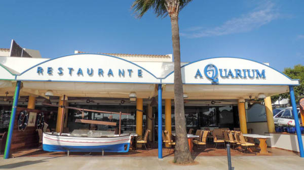 Restaurante Aquarium - Aquarium, Cala N Bosch