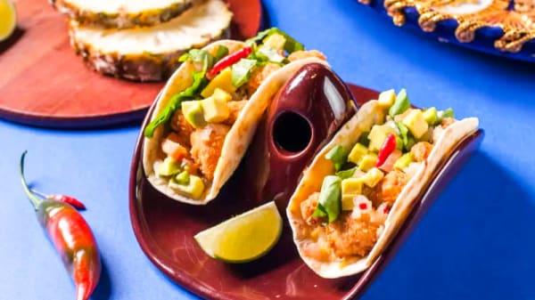 Prato - Guacamole Cocina Mexicana - Florianópolis, Florianópolis