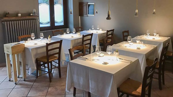 Sala del ristorante - Osteria PepeFresco, Carmagnola