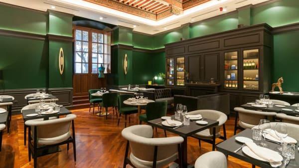 Restaurante Federico - Federico - Hotel Eugenia de Montijo Autograph Collection, Toledo