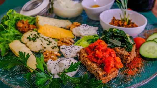 Degustazione di Sformaggi vegetali  - Le Fate Bistrot, Firenze