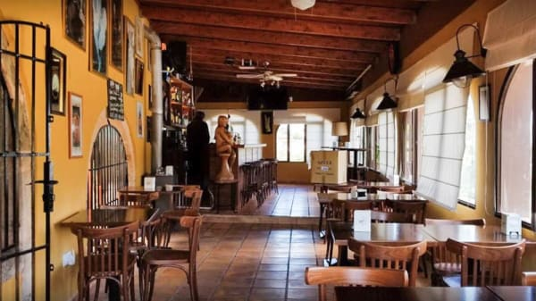 Vista sala - Montevideo, Benitachell