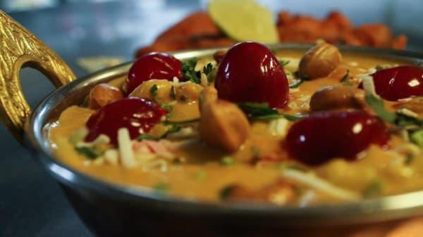 Sugerencia del chef - Royal India México, Ciudad de México