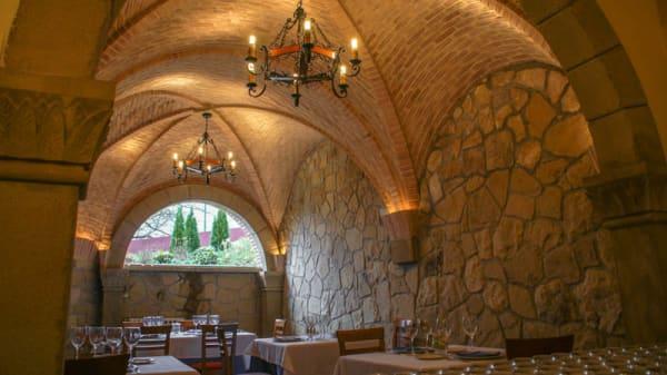 Vista sala - Ametzagaña, San Sebastián / Donostia