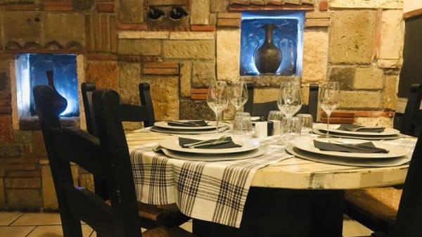 Un piccolo angolo della Taverna Santissimi - Taverna Santissimi, Frascati