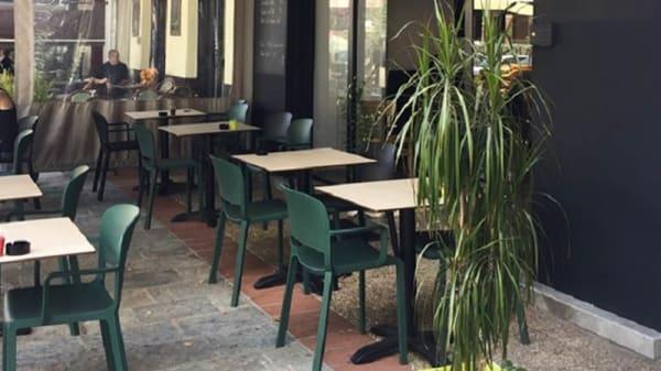 Terrasse - L'Avenue Café Brasserie, Ajaccio