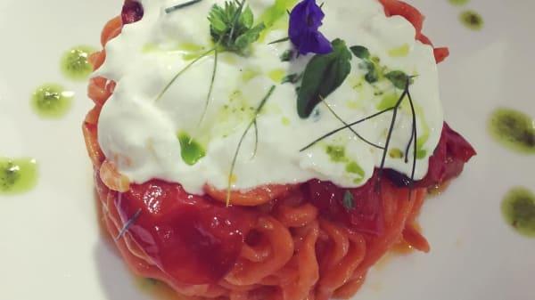 Spaghetti Home made - Trattoria La Botte, Stresa