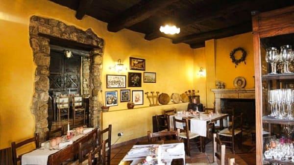 Sala - La Locandiera, Serino
