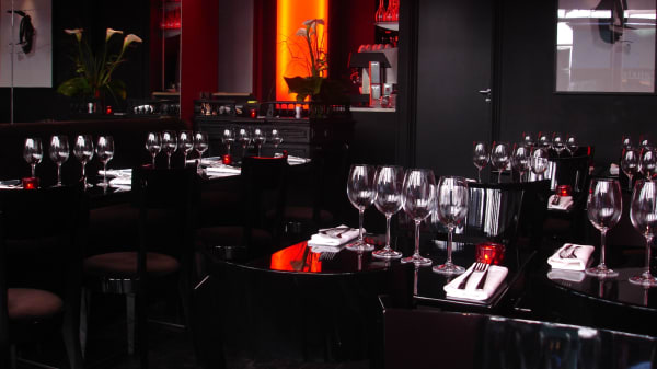 Salle du restaurant - Sorza, Paris