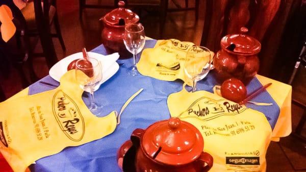 tavolo - Puchero de Reyes, Parla