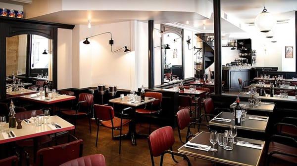 Vue de la salle - Luisa Maria, Paris