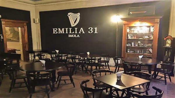 Veduta dell'Interno - Emilia 31 Music Pub, Imola