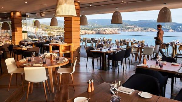 Vista sala - The View - 7Pines Resort Ibiza, Sant Josep De Sa Talaia