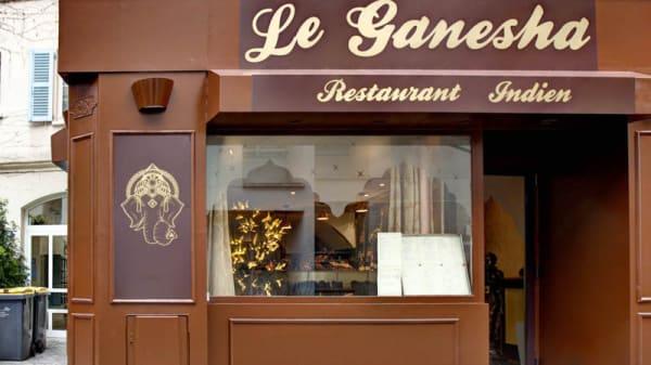 Façade extérieur LE GANESHA - Le Ganesha, Rueil-Malmaison