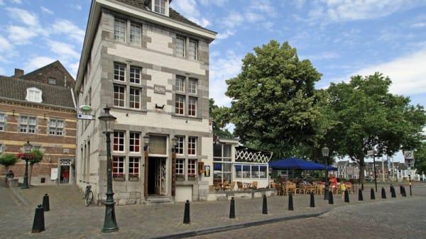 Ingang - La Bonne Femme, Maastricht