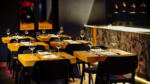 Vue salle - Jacob's Restaurant, Nandrin
