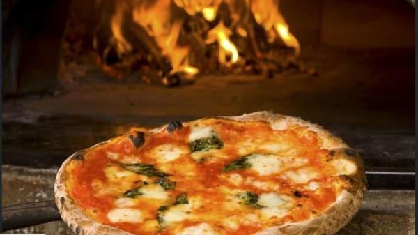 forno al legno.JPG - Pizzeria da Italia, Teramo