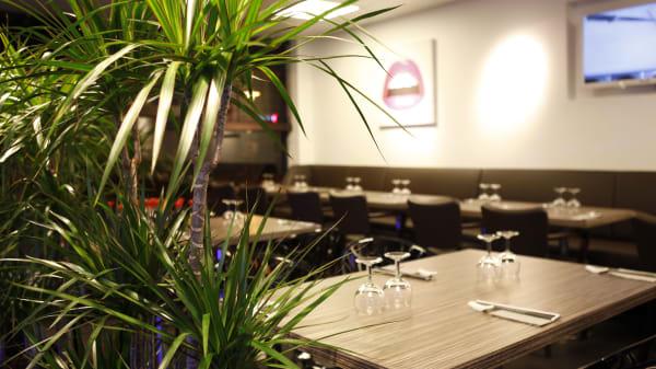 Vue de la salle - Sushi's Fresh, Issy-les-Moulineaux