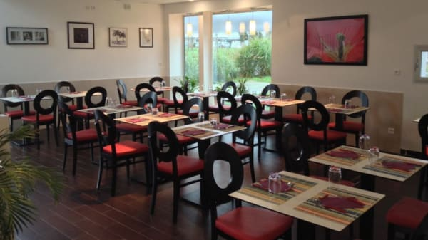 Salle du restaurant - Temps Den's Zen, Saint-Nazaire