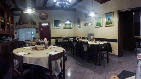 La sala - Al Fogolar, Cazzago