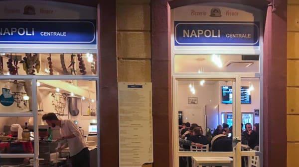 Entrada - Pizzería Napoli Centrale, Barcelona
