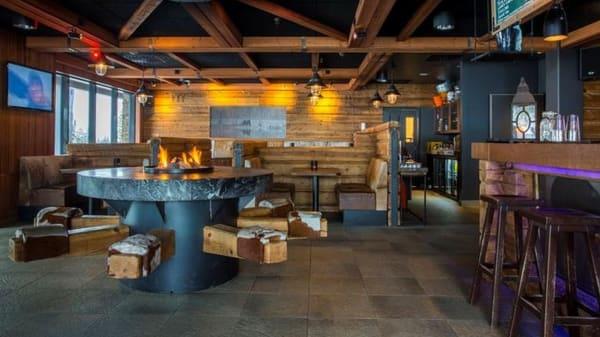 Kvisten Restaurant - Radisson Blu Mountain Resort, Trysil