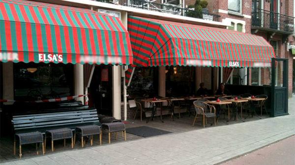 Terras - Elsa's Café, Amsterdam