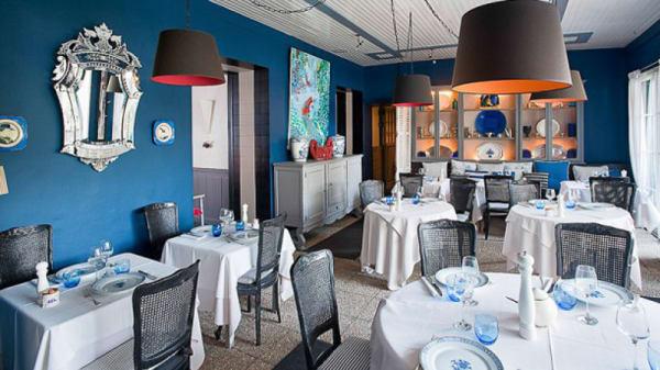 Salle du Restaurant - Le Patio Sud Bretagne, Pornichet
