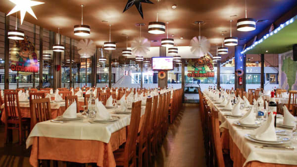 Vista da sala - Restaurante Mineirão, Vila Nova de Gaia
