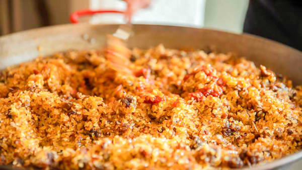 Sugerencia del chef - Las Artes Culinarias, Barcelona