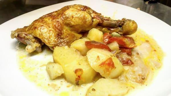 Sugerencia del chef - La Cantina del Mercat, Barbera Del Valles