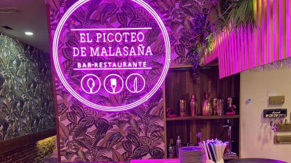 Barra cocteleria - El Picoteo de Malasaña, Madrid