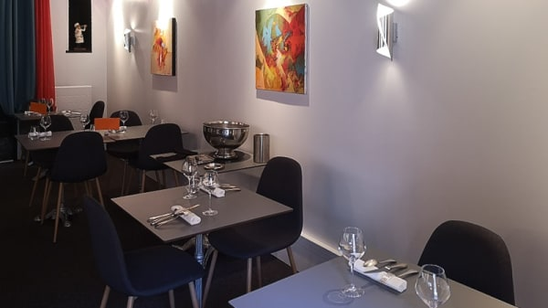 Salle du restaurant - M by Mo Bachir, Toulouse