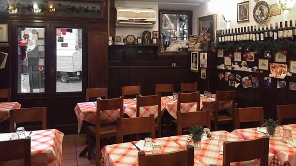 Sala - Antica Taverna, Roma