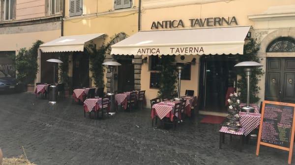Antica Taverna, Rome