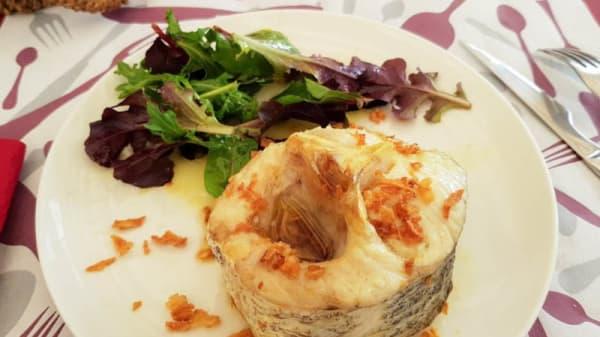 Sugerencia del chef - Labrit, Donostia/San Sebastián