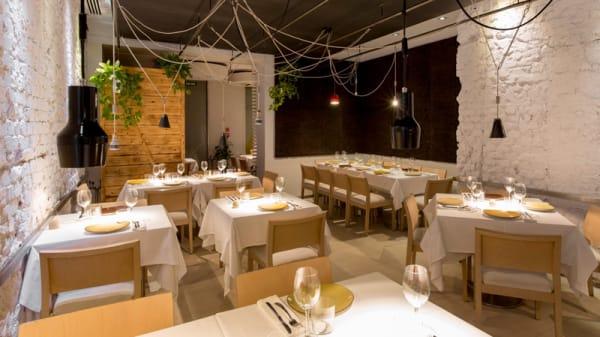 Vista sala - Las Tortillas de Gabino, Madrid