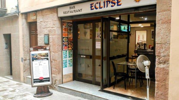 Entrada - Eclipse, Cardona